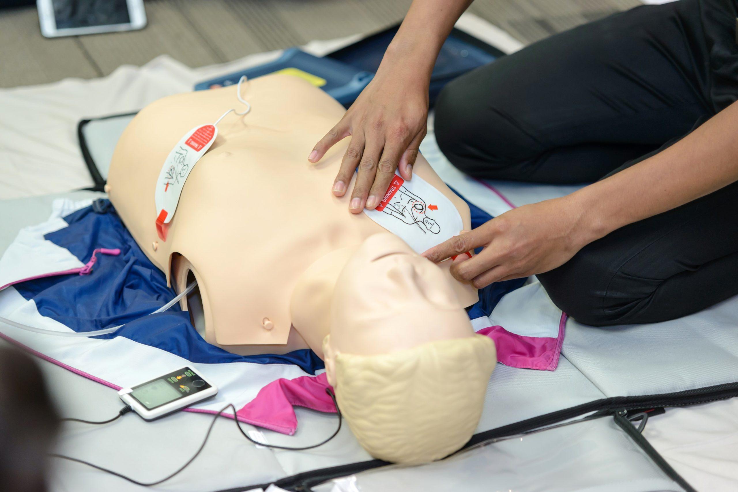 Medical Emergency First Aid 4 [6584]