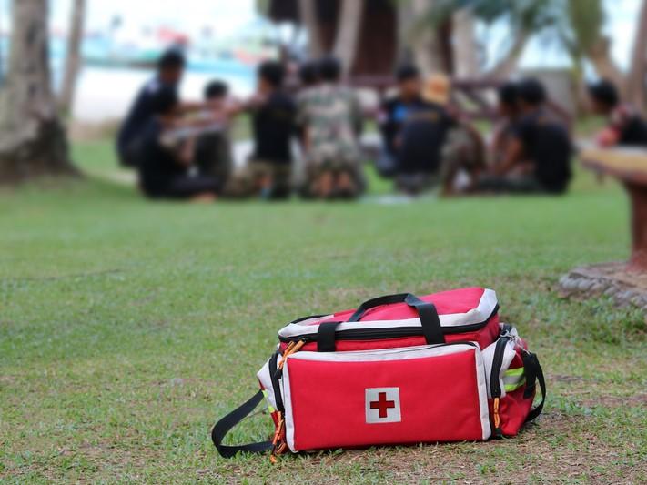 Medical emergency first Aid [6588]